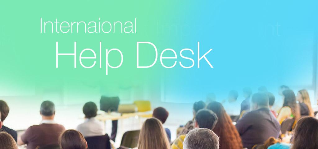 International Help Desk